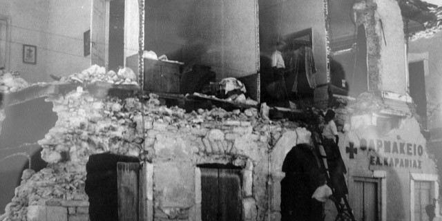 Remembering the 1953 Kefalonia Earthquake Disaster