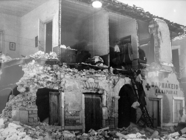 1953 Kefalonia Earthquake